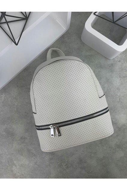 Béžový batoh 5303 BB beige (1)