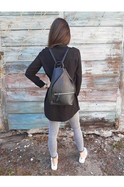 5290 BB.B Černý městský batoh (1)