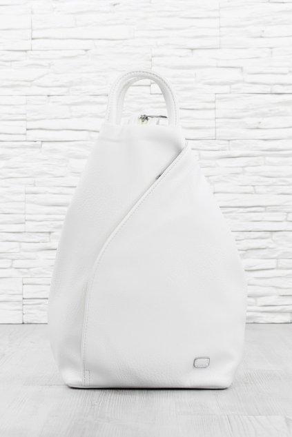 Dámský bílý batoh 128 MH (1)