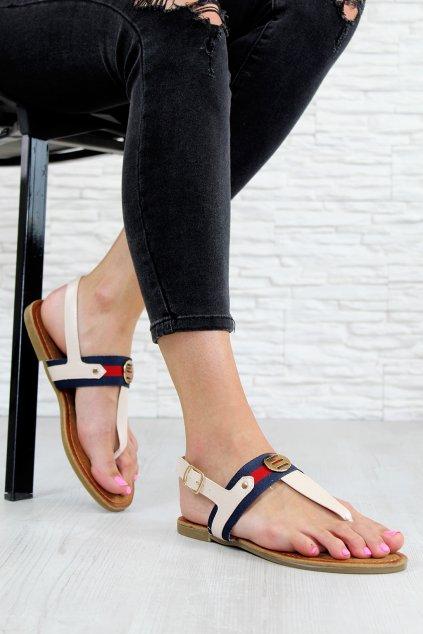 ALS034PI Starorůžové sandály (2)