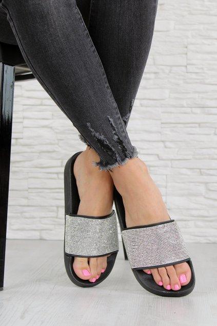2018B Pantofle s kamínky (1)