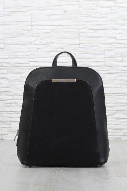 Dámský černý batoh 3415 BB (1)