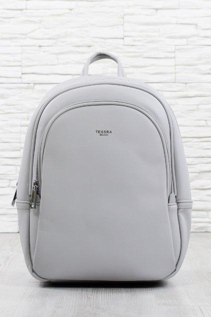 Dámský šedý batoh 5479 TS (2)