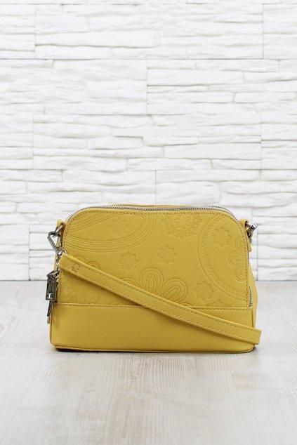 Malá žlutá kabelka 5484 BB (1)