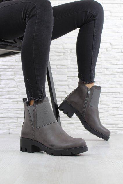 Dámské zimní boty 6313-2G
