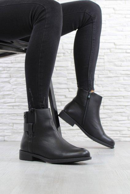 Zateplené zimní boty SG 310B (1)