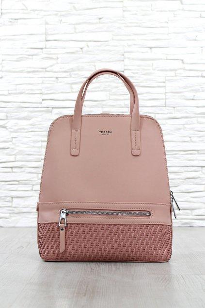 Růžový batoh 2v1 5519 TS (1)