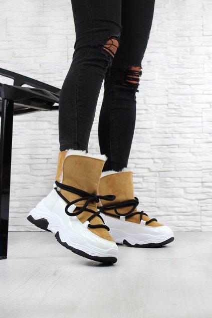 Dámské zimní boty 8206CA (3)