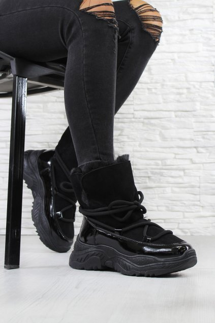 Zimní boty 8206B (2)