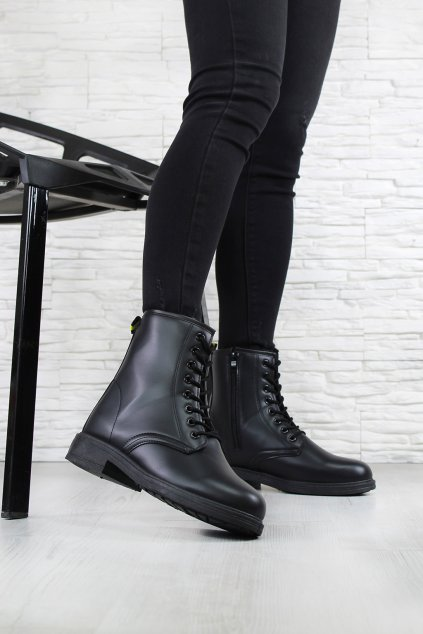 Dámské kotníkové boty J48 (4)