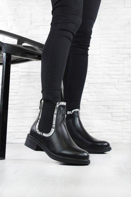 Kotníkové boty W119 1B (4)