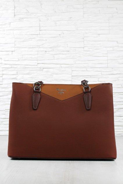 Elegantní hnědá kabelka CM5435BR (1)
