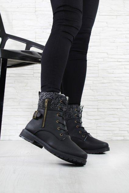 Zimní boty 22625B (1)