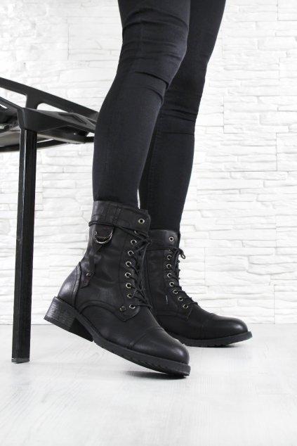 Šněrovací boty 6416B