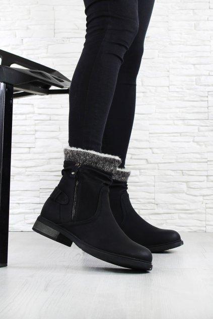 Dámské boty 6640B (3)