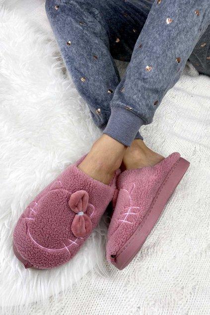 Papuče kitty