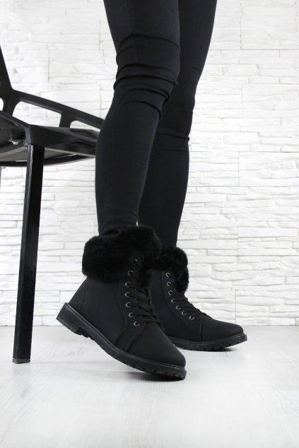 Dámské kotníkové boty 3116 1B (1)