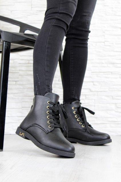 AN7077B Dámské kotníkové boty (3)