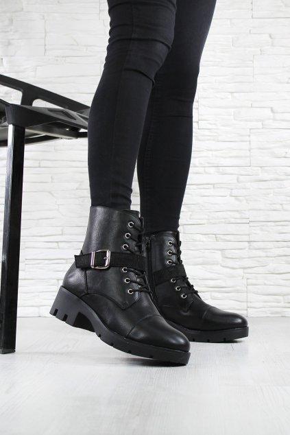 Dámské kotníkové boty 1297 1B (3)