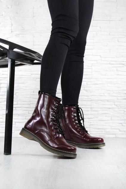 Kotníkové šněrovací boty 40603131 BO (1)