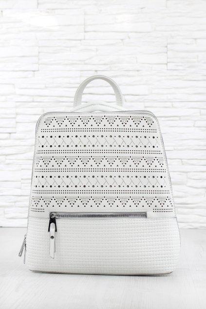Dámský elegantní batoh 5481 BB.wh (1)