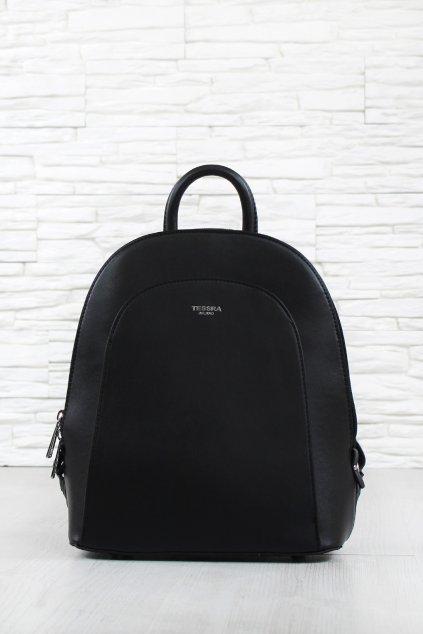 Černý malý batoh 5368 TS (1)