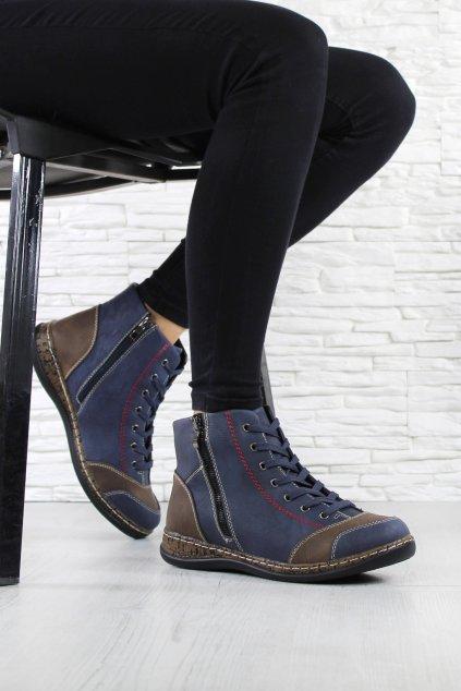 Dámské kotníkové boty 6420NA (1)