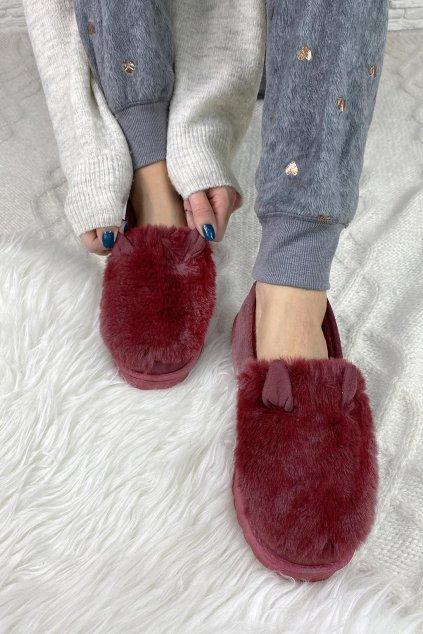 papuce vinove