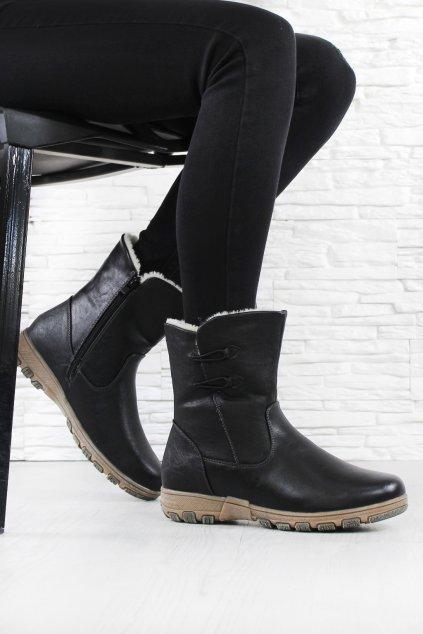 Dámské kotníkové boty 5751 5B (2)