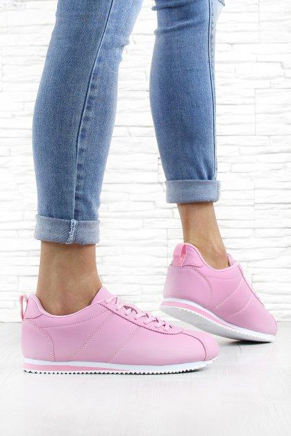 Růžové tenisky RS82804 8W (1)