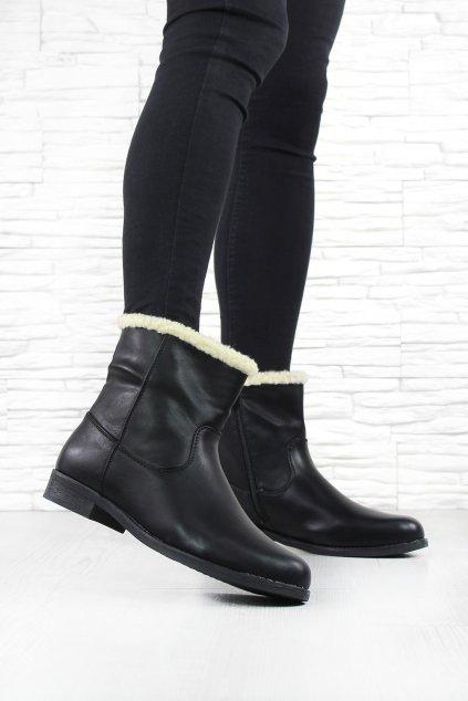 Kotníkové boty 2031B (3)