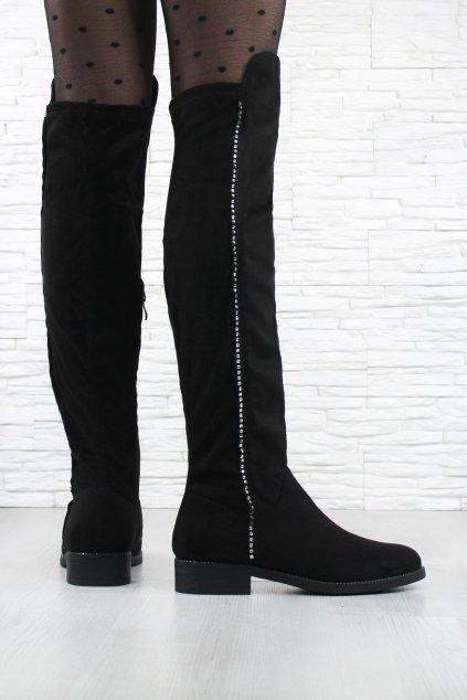 Kozačky nad koleno NC777B (1)