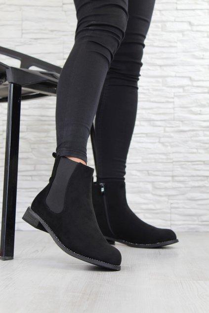 Chelsea boty na zip NS025P (3)