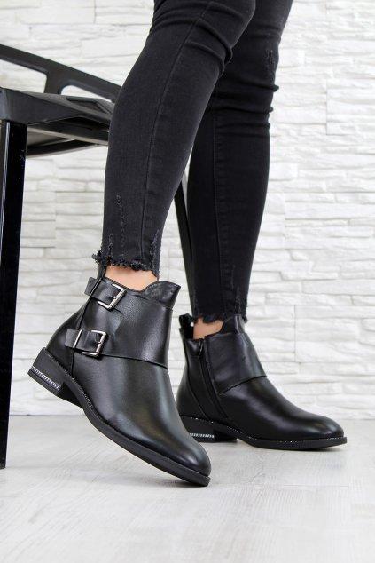 W89 1B Dámská kotníková obuv (3)