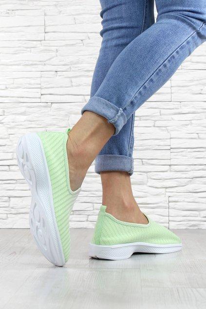 Ponožkové tenisky 11006L (1)