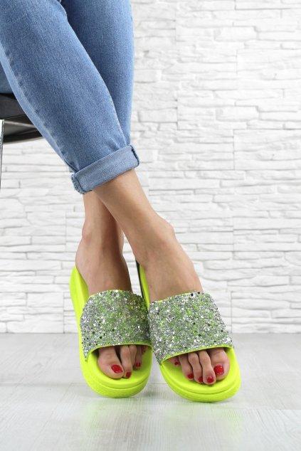 Gumové pantofle SS119GR (1)