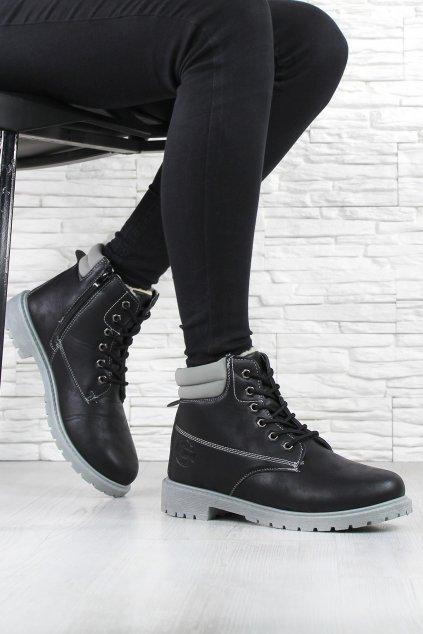 Dámské boty B5634B (3)