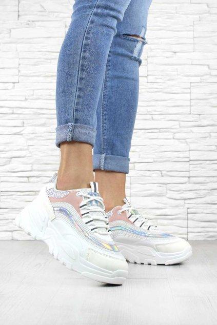 Dámské botasky BL198WH (2)
