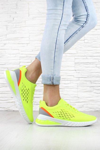 Neonové tenisky LV108P 10GR (3)