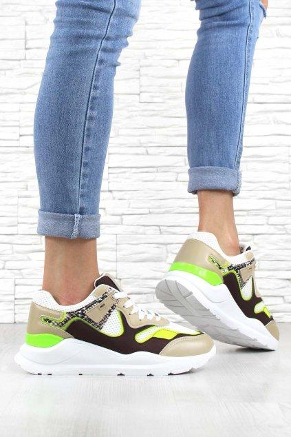 Dámské botasky JD01P (1)