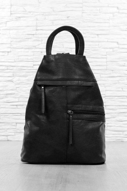 Černý batoh