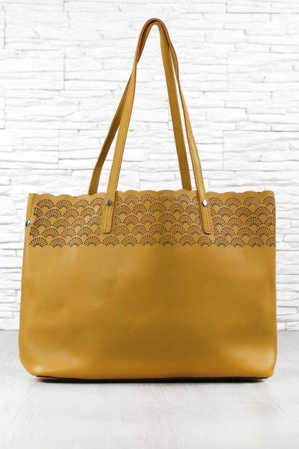Žlutá kabelka CY888 50YE (1)