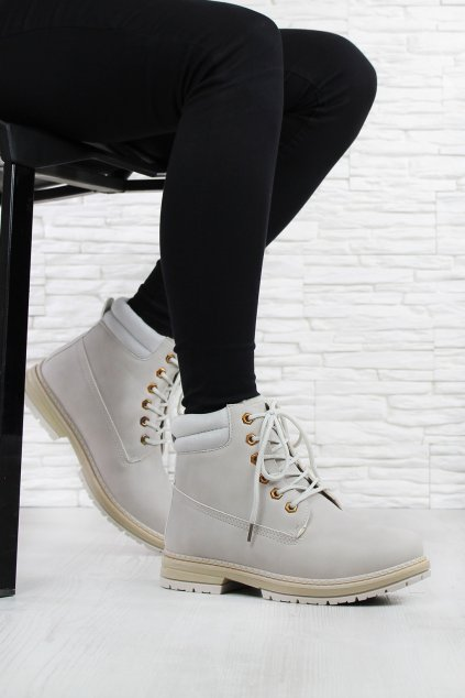 Dámské kotníkové boty B66 3LT (1)