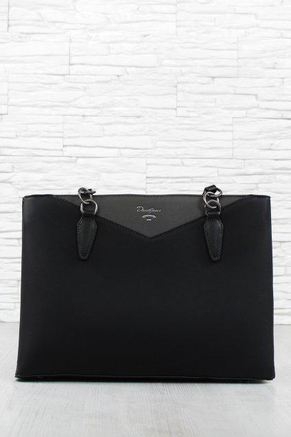 Elegantní černá kabelka CM5435B (2)