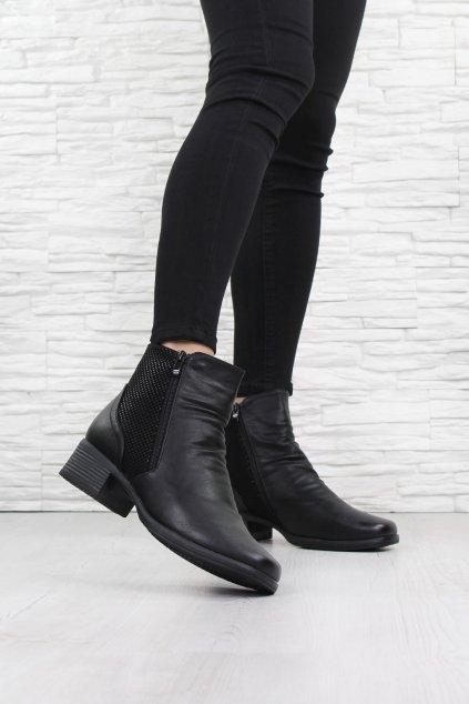 Kotníkové boty 2403 1B (2)