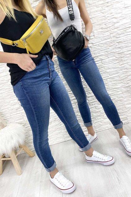 Tmavě modré džíny RE3572B