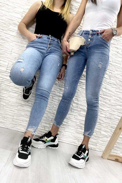 Roztrhané džíny S5538 4 (7)