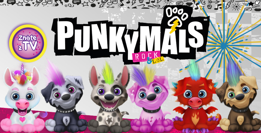 Punkymals