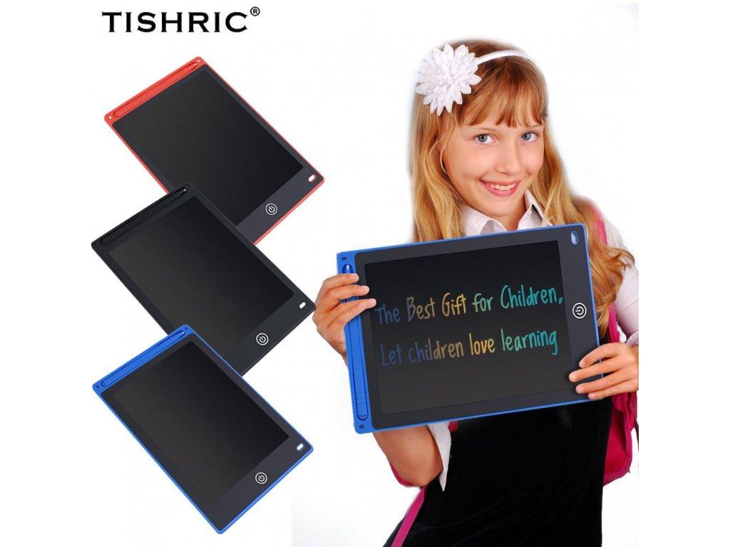 """Digitální LCD tabulka 12"""" pro kreslení a psání - vícebarevná"""