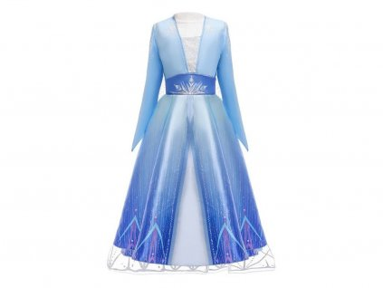 42731 9 kostym saty frozen ledove kralovstvi elsa